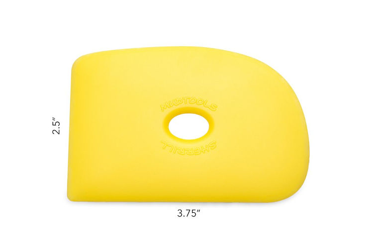 Rib Size 2 Yellow
