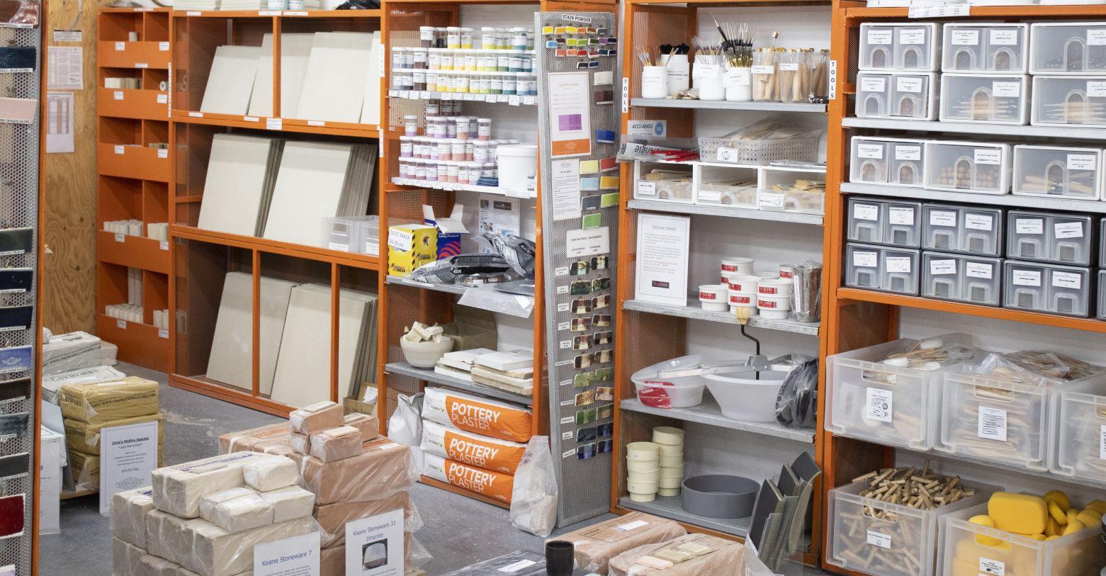 Supplies Store