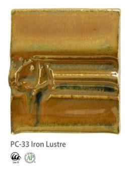 Iron Lustre Cone 10