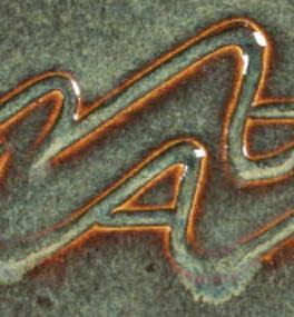 AMACO Iron Lustre