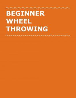 Beginners Wheel Throwing