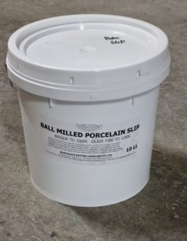 Ball Milled Porcelain