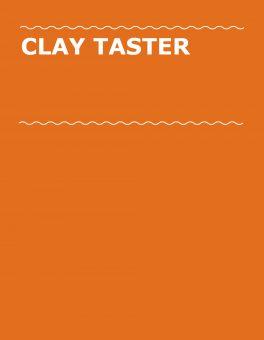 Clay Taster
