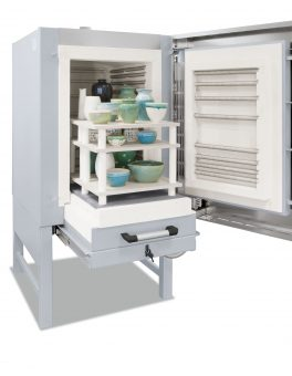 Chamber Kiln with Drawer