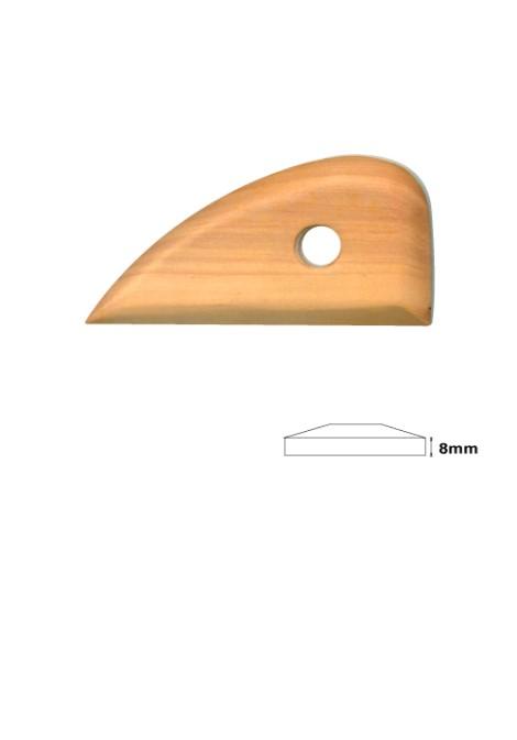 P19 Wooden Throwing Rib