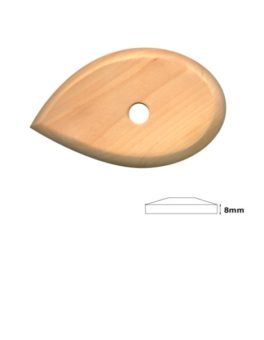 P27 Wooden Throwing Rib