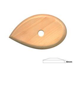 P27 Wooden Throwing Rib