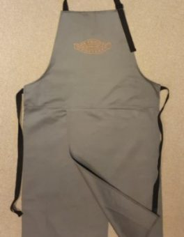 Split Apron Open