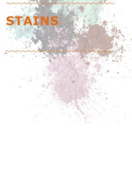 Powdered Stains