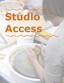 Studio Access Tile