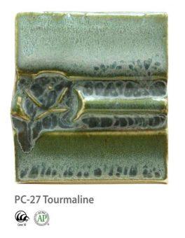 Tourmaline cone 10