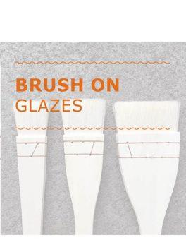 Glazes - Brush On
