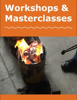 Workshops & Masterclasses